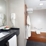 Suite Bathroom at Nippon Hotel Istanbul
