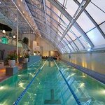 The Peak Health Club Spa Pool