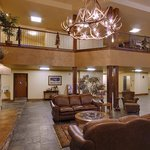  Stone Creek Lodge Lobby
