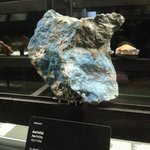                    Aerinite at El Museu Blau