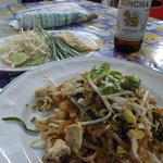 Nearby Restaurant Pad Thai