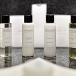 Bathroom Amenities at Fleming's Deluxe Hotel