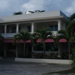                    front of Malecon House