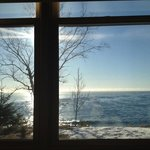                    Lake Superior views from our room