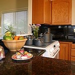 Kitchens with granite countertops