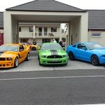  Auckland Mustang Club Visit