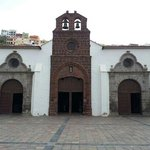 La Iglesia de la Asuncin de San Sebastin de La Gomera