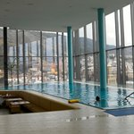                    Pool on the 18th floor