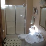 Bower room Bathroom.  large and comfortable