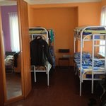8 Bedroom Hostel Room