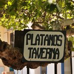 Photo de Platanos Taverna