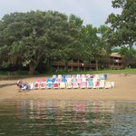 Beach and Beach Chairs