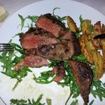                    TAGLIATA