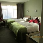                    A room at the Sandymount