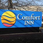  Dulles Comfort Inn Sign - Herndon Virginia
