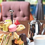 New English Hightea Set only at NT$390+10%/per guest!