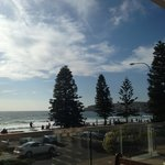 Foto Absolute Beachfront Manly B&B