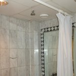  Shower in ceiling