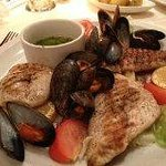 Mixed Fish Grill Special
