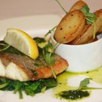  Pan Fried Seabass