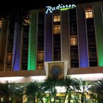 the radisson Newport beach ca