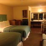Our room! Lower level
