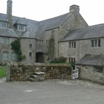 The Front side view of Trerice.  Feb 2013
