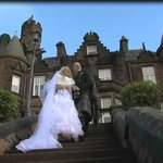                    My wedding day 14th feb 2013 Sherbrooke Castle