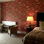                    Inside the Snowdrop suite