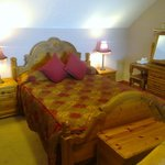  Culag Lochside GH - Comfortable bed
