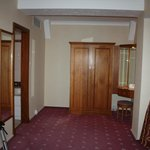                    View towards bathroom