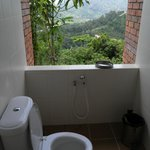 best view from a toilet in Malaysia!