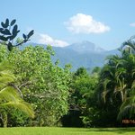 View of Costa Rican Mountains