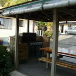 BBQ and outdoor dining