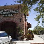 Entrance to Macaroni Grill Fort Myers