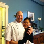 Picture from Tricia & Alvyn who stayed last Feb. during their ski holiday