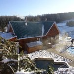 Foto de Appalaches Lodge-Spa-Villegiature