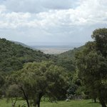                                      View from Saruni Mara Lodge
