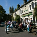 THE GEORGE INN HOTEL TIDESWELL