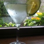  Cucumber Martini