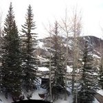  panoramic shot from condo balcony