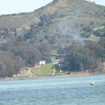 The view to Angel Island...
