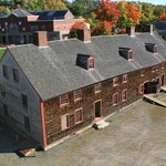 Main Garrison Building at Old Fort Western