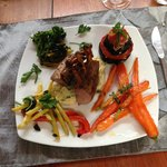Lamb rack a la Darylin