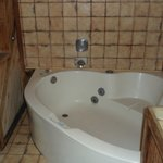                    Sauna Tub. It was great!