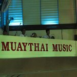                    muaythai music