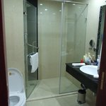                                      bathroom in double room