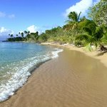 Nearby Luquillo beach