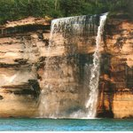Pictured Rocks National Lakeshore Foto