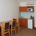 Executive Queen/King Room Kitchenette